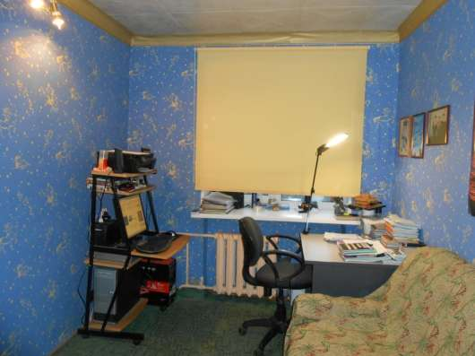 Трех комнатная квартира