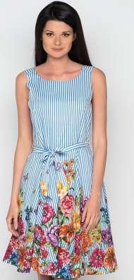 Продам летнее платье б/у