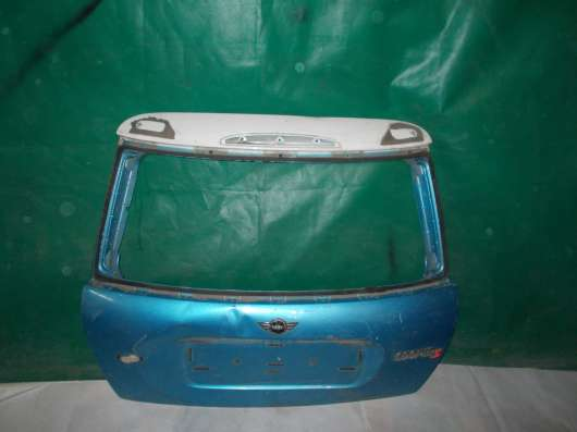 Крышка багажника мини-купер