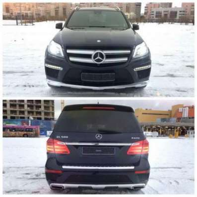 Mercedes-Benz GL500, цена 4 199 000 руб.,в Москве Фото 5