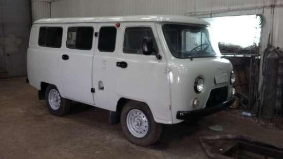 УАЗ-2206-04,серый, микроавтобус,«B», 2007г.в., УМЗ-4218 (10