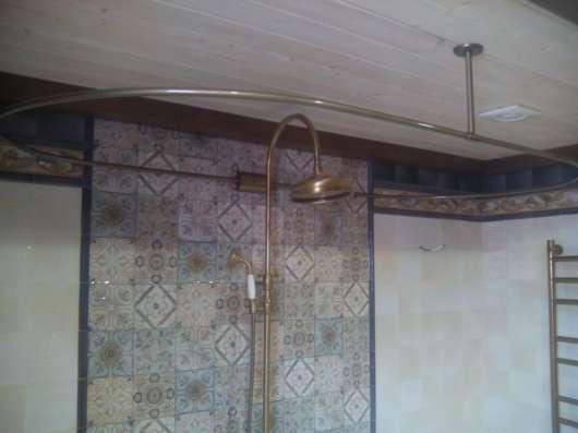 Карнизы для овальных ванн из полированной нержавеющей стали в Краснодаре Фото 3
