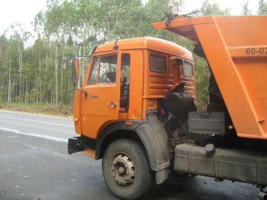 Песок щебень пгс отсев плетняк торф и т.д 5-13 тонн в Великом Новгороде Фото 2