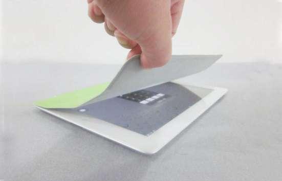 Чехол для iPad 2/3/4 Smart Cover + задняя накладка в Санкт-Петербурге Фото 2