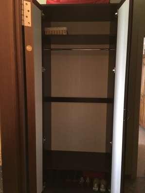 Шкаф в прихожую с зеркалами в Москве Фото 2