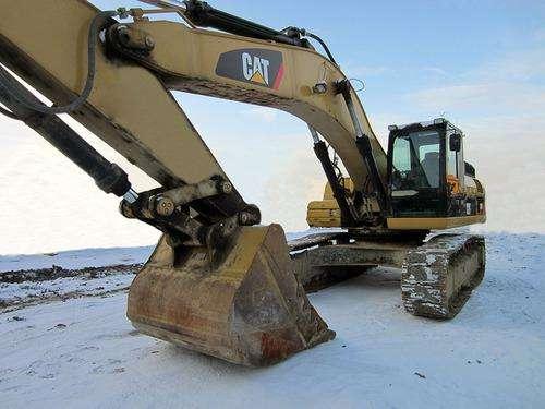 Гусеничный экскаватор CAT 336, 2012 г, 35 тонн, 3400 м/ч в Санкт-Петербурге Фото 4