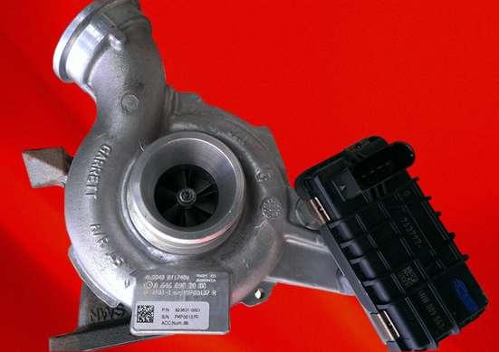 Турбина, турбокомпрессор новый Mercedes Sprinter