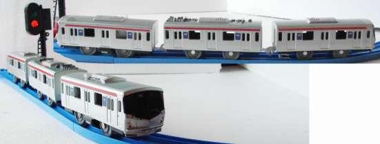 Модели электропоездов на батарейке