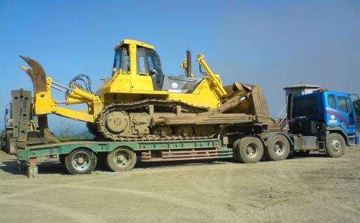 Перевозка техники тралом до 45 тонн длина до 15м