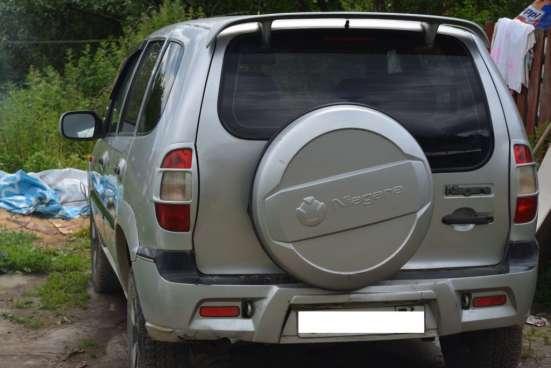 Продажа авто, Chevrolet, Niva, Механика с пробегом 145000 км, в Рыбинске Фото 4