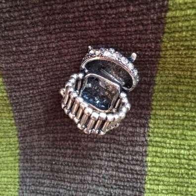 Перстень Сова (маленькая)