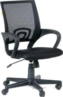 В – 696 кресло черное