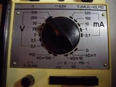 Комбинированный прибор 43208-У. тестер в Челябинске Фото 3