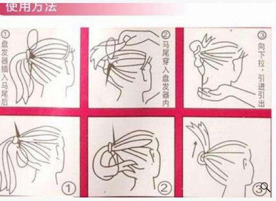 Петля-стайлер для волос
