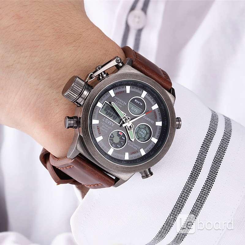 Армейские часы amst 3003 купить по акции с подарком