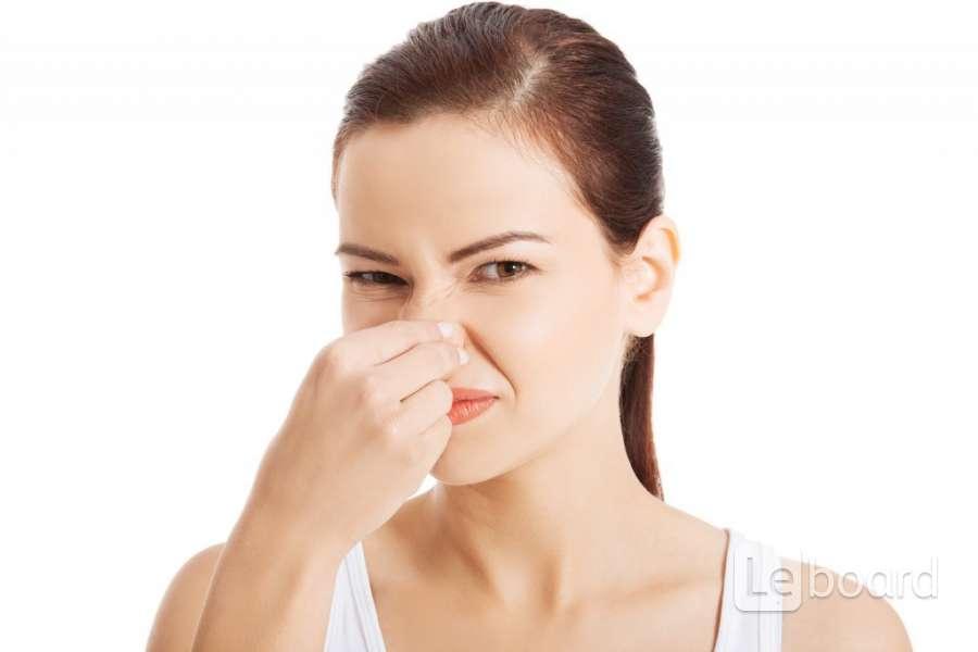 запах от выделений при лептотриксе